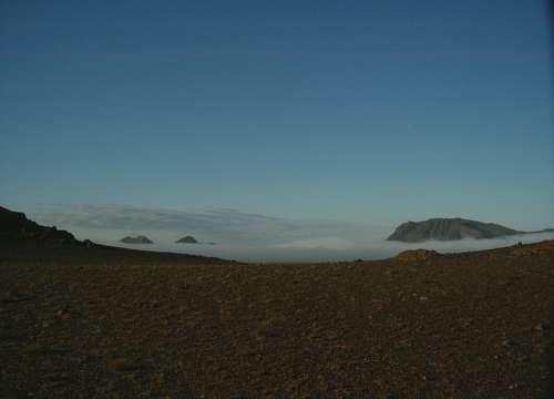Iceland Fog Flat