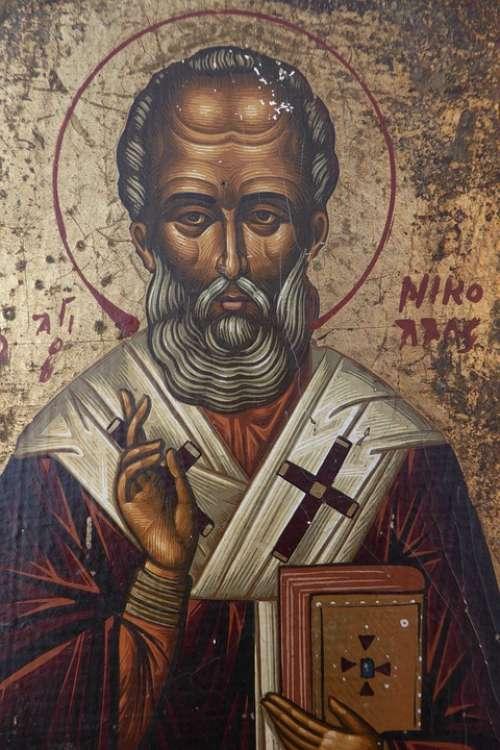 Icon Religion Christen Believe Bible Halo