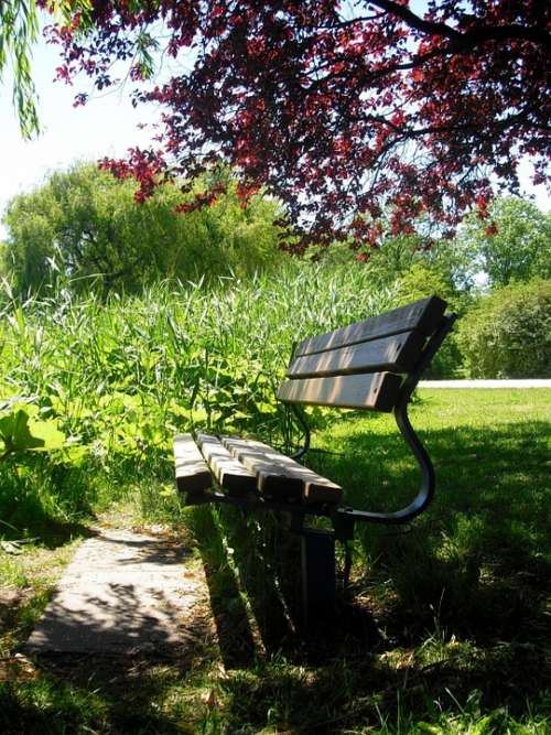 Idyll Bank Seat Rest Bench On The Go Shadow Space