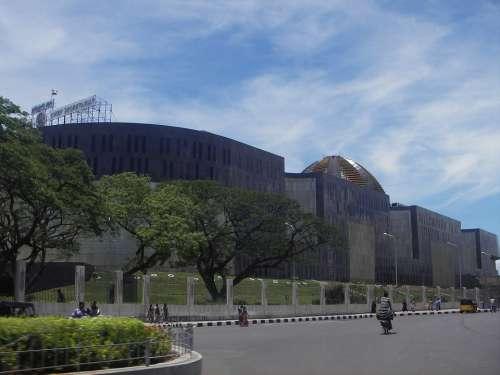 India Chennai City Hall