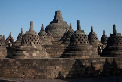 Indonesia Bropudur Java