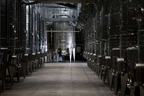 Industry Modern Viniculture Stainless Steel Vats