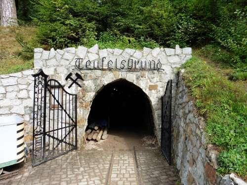 Input Mine Mine Devil Reason Mining Tunnel