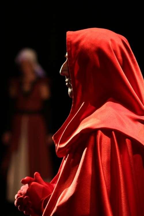 Inquisitor Ballet Theater Portrait