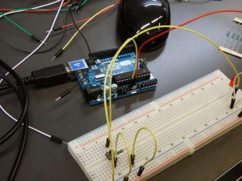 Integrated Circuit Computer Technology Robot