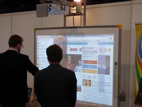 Interactive Whiteboard Electronics Computer Equipment