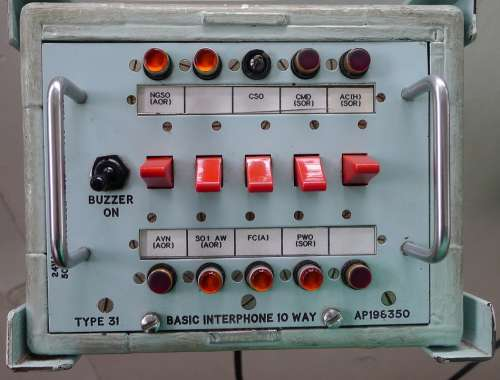 Intercom Phone Communication Caller Talk