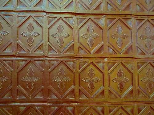 Interior Wall Postal-Life-Insurance Decoration