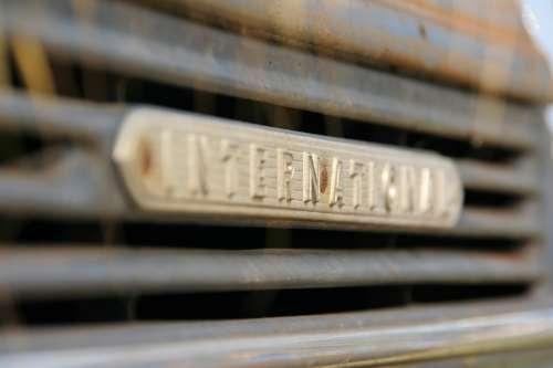 International Oldtimer Auto Automobile Defect