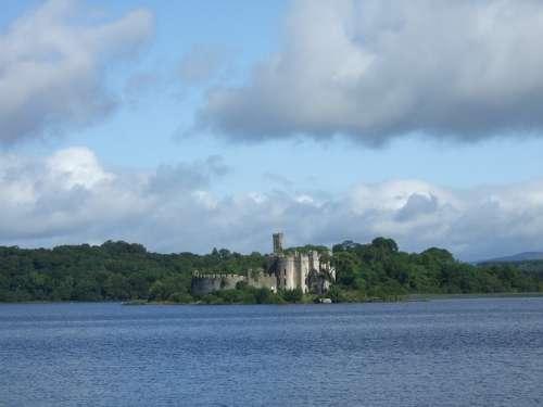 Ireland Castle Haus Am See Landscape Vacations