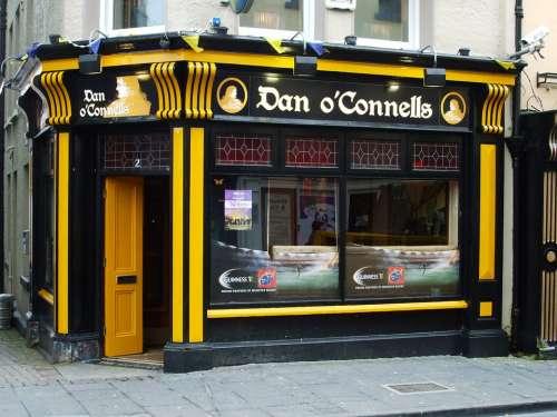 Irish Pub Ennis Pub Irish Music Pub Daniel Oconnell