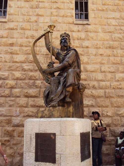 Israel Holy Land Image King David King