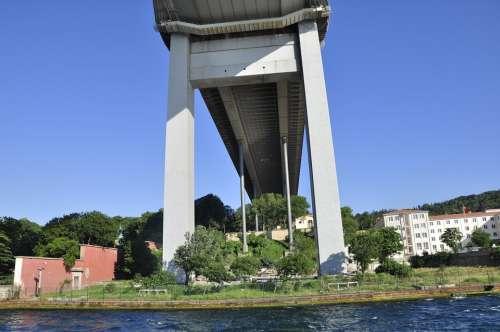 Istanbul Bosphorus Bridge Alt Image