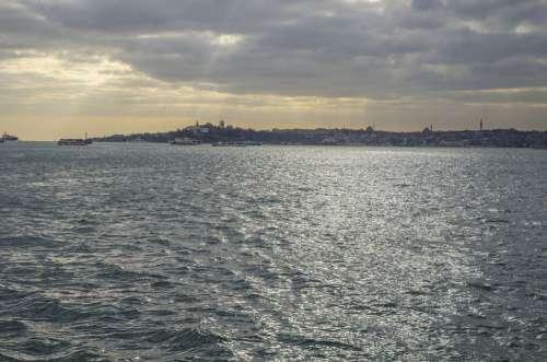 Istanbul Strait Light