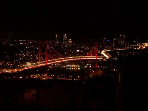 Istanbul Throat Bridge