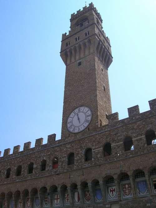 Italy Florence Tuscany Architecture Europe Italian