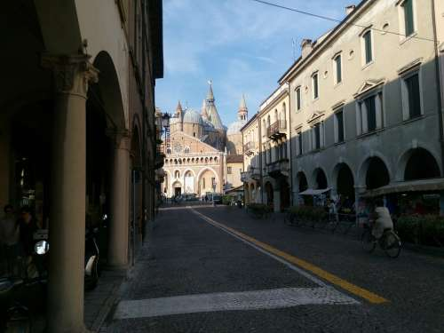 Italy Padova Building