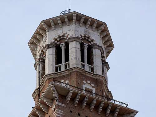 Italy Verona Europe Architecture Old Medieval