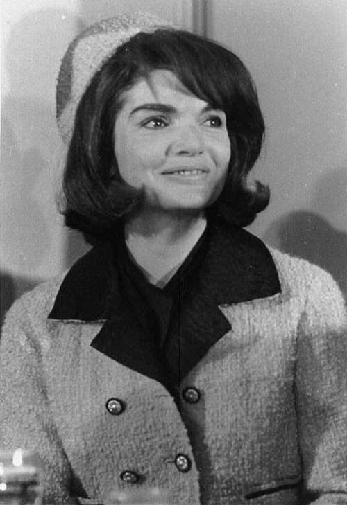 Jacqueline Kennedy Woman Person Official First Lady