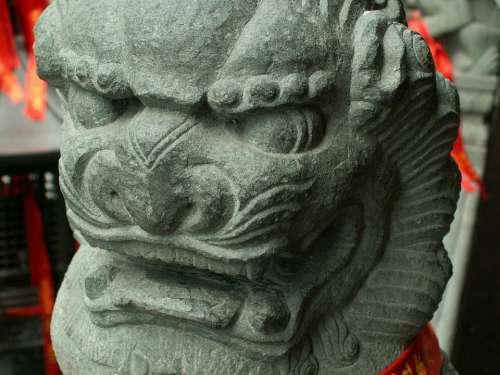 Jade Buddha Temple Shanghai China Chinese