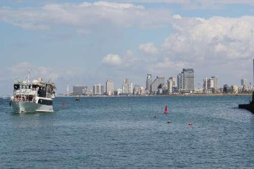 Jaffa Port Israel Tel Aviv