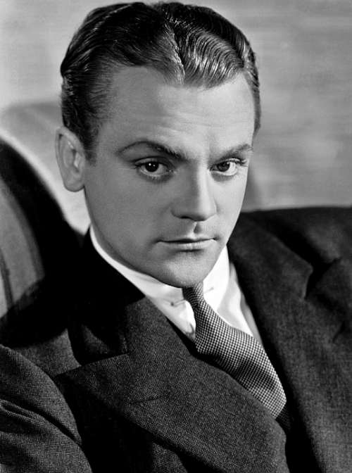 James Cagney Star Publicity Man Person Portrait