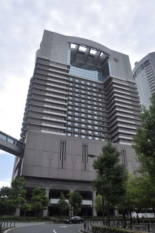 Japan Osaka High-Rise Building
