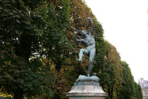 Jardin Du Luxembourg Luxembourg Sculpture