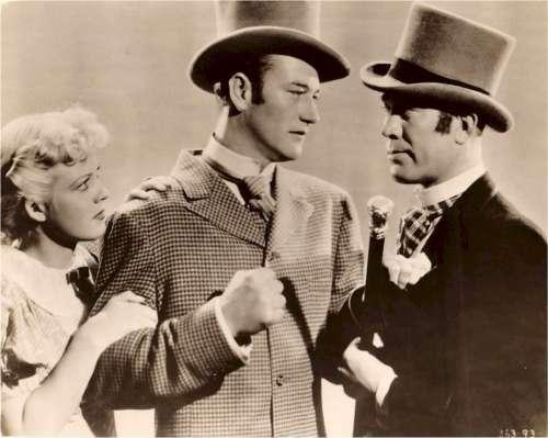 Jean Rogers John Wayne Ward Bond American Actress
