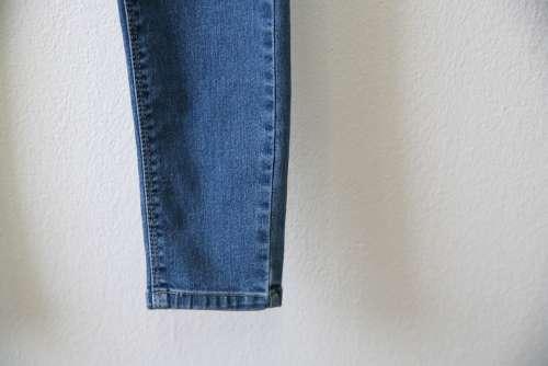 Jeans Detail Bonded