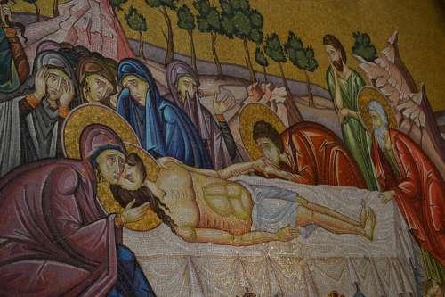 Jerusalem Holy Land Jesus Holy Grave