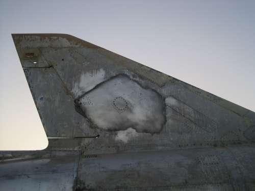 Jet Aircraft Fighter Jet Military War Metal