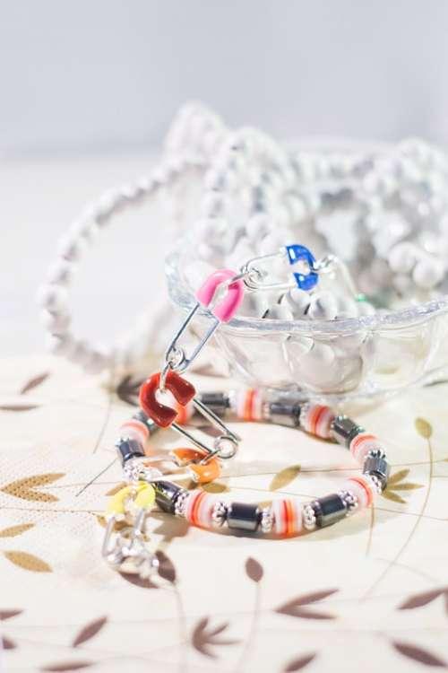 Jewel Jewelry Wristlet Light Necklace Beads