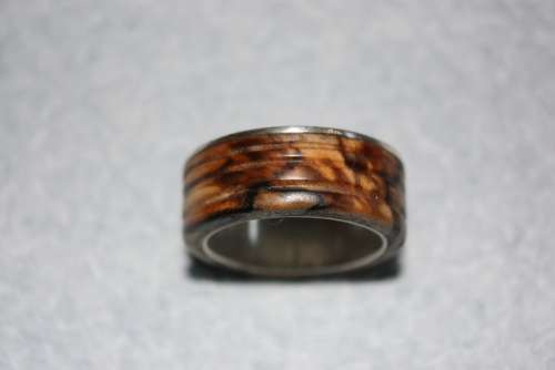 Jewellery Wood Ring