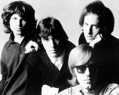 Jim Morrison John Densmore Robby Krieger
