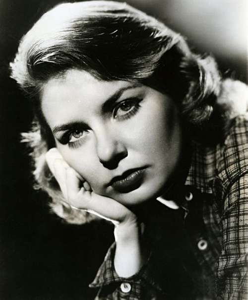 Joanne Woodward Actress Producer Motion Pictures