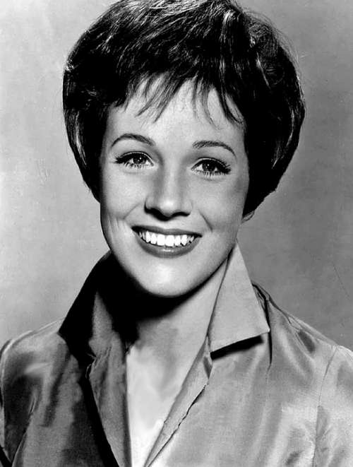Julie Andrews Actress Motion Pictures Movies