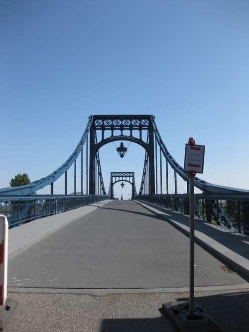 Kaiser Wilhelm Bridge Wilhelmshaven Bridge