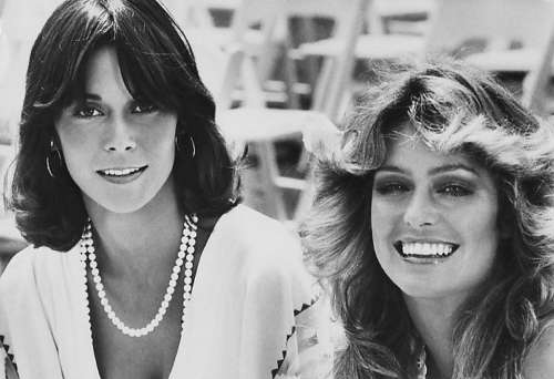 Kate Jackson Farrah Fawcett Actress Director