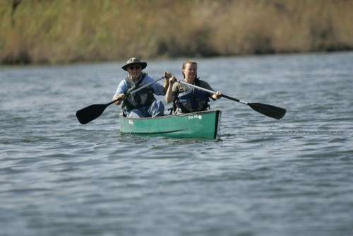 Kayaking Canoeing Sport