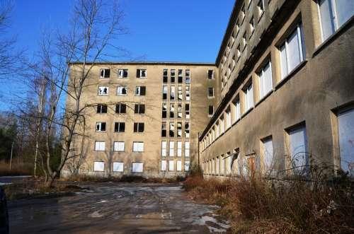 Kdf Prora Rügen Building Nazis