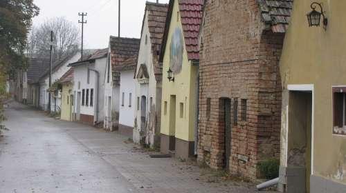 Kellergasse Wine Wine Village Village House