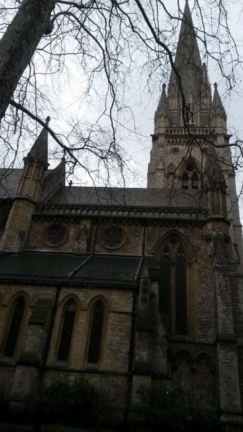 Kensington Church London
