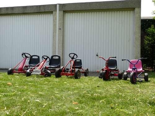 Kettcar Dare Drive Toys Child Children Meadow