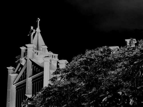 Key West Florida Church Cross Jesus Christ