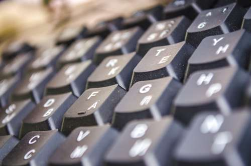 Keyboard Debris Dust Keyboard Dirt Dust
