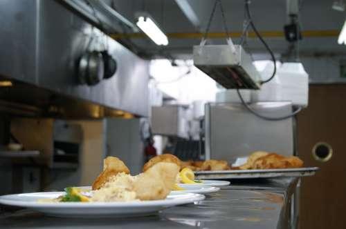 Kitchen Restaurant Cook