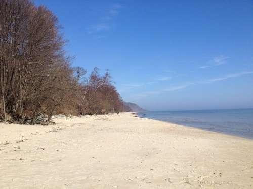 Kivik Hanö Bay Beach