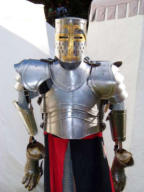 Knight Middle Ages Fight Swords Armor Historically