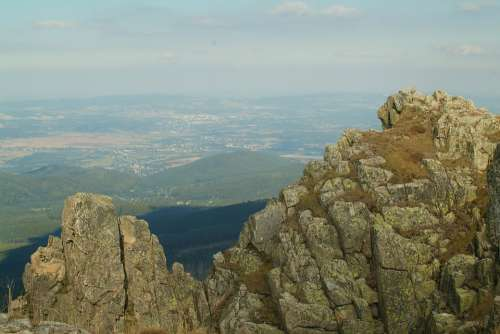 Krkonoše Giant Mountains Hiking Trails